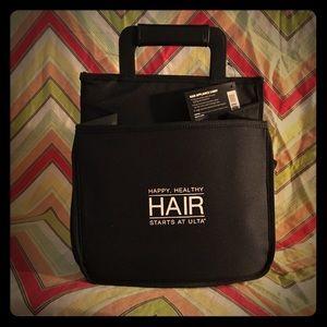 ULTA Black Hair Appliance/Tool Caddy